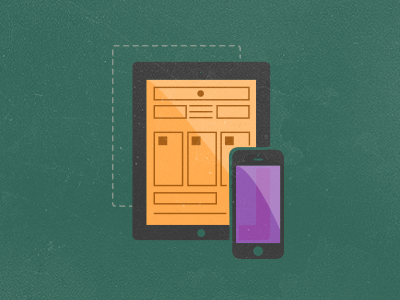 Wireframes UX & explorations